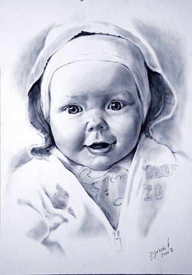 portret dziecka 1