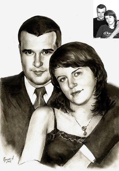 portret ze zdjecia 2